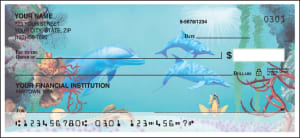 Undersea Fantasy Checks – click to view product detail page