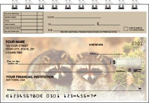 Wildlife Top Stub Checks – click to view product detail page