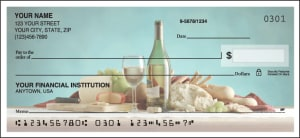 Wine Lover Checks – click to view product detail page