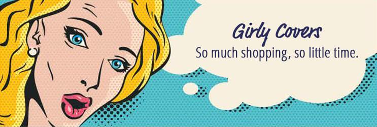 Girly Checkbook Covers