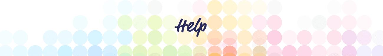 Help Center Banner