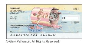 Gary Patterson Checks
