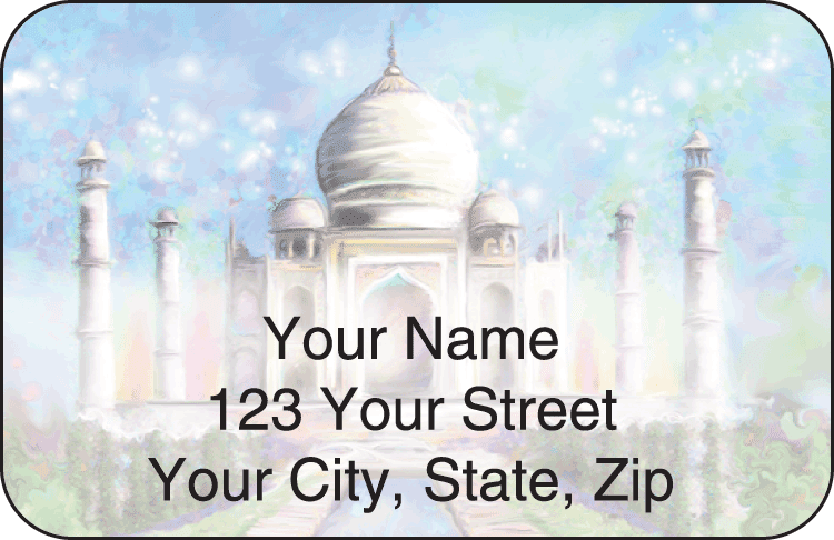 Destinations Address Labels