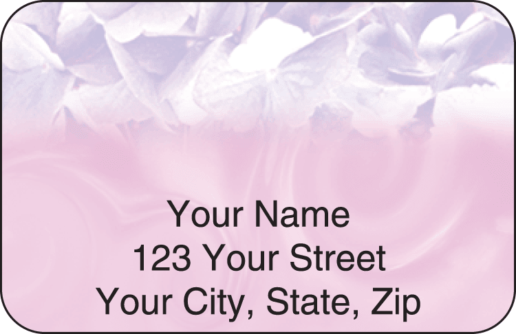 expressions of love address labels - click to preview