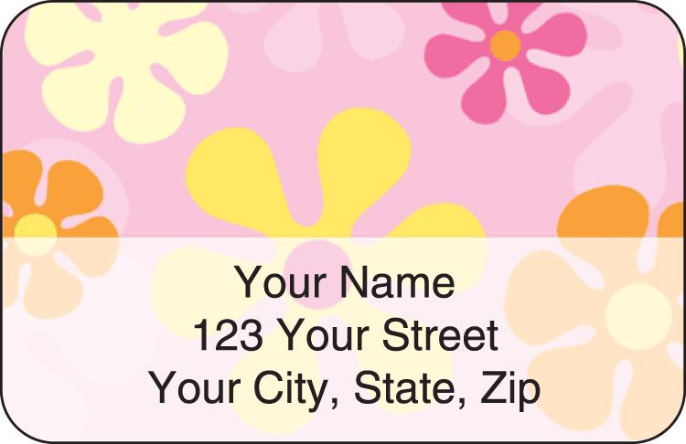 Flair Address Labels