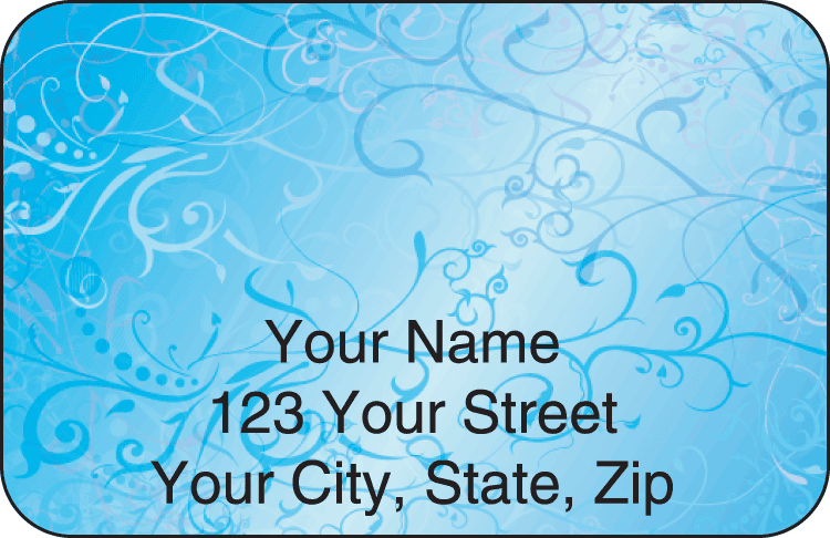 Ivy Address Labels