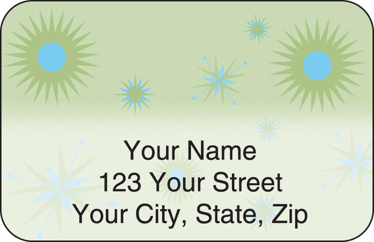 Mod Address Labels