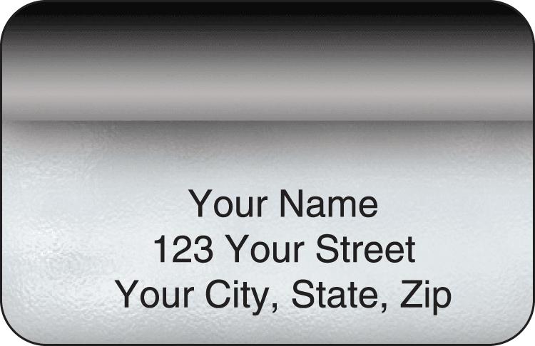 Securiguard Platinum Address Labels - click to view larger image