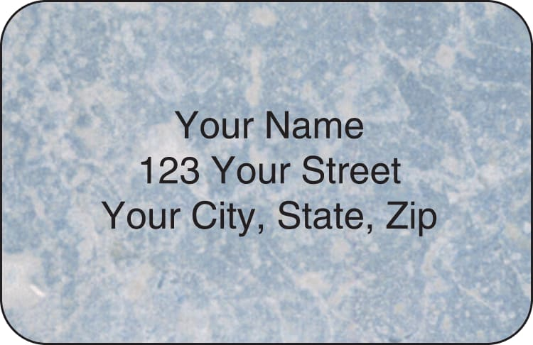 Stocks & Bonds Address Labels - click to view larger image