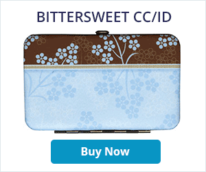 Bittersweet Credit Card/ID Holder