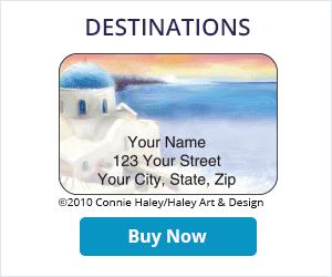 Destinations Address Labels