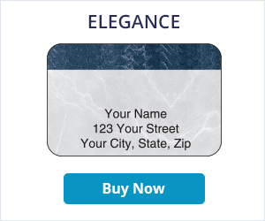 Elegance Address Labels