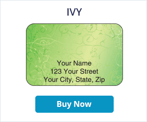 Ivy Address Labels