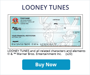 Looney Tunes Checks