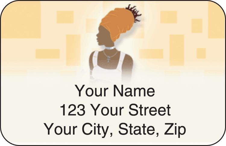 Sistas Address Labels