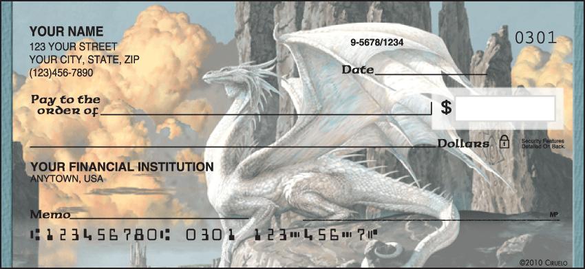 Dragons by Ciruelo Checks - 1 box - Singles